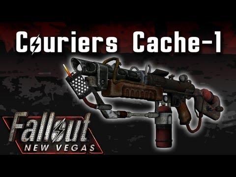 Fallout New Vegas Mods: Couriers Cache - Part 1