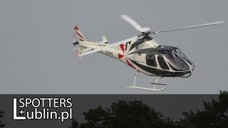 Video PZL SW-4 Puszczyk helicopter demonstration download MP3, 3GP, MP4, WEBM, AVI, FLV April 2018