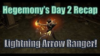 Path of Exile Act 4: Lightning Arrow Ranger Beta Day 2