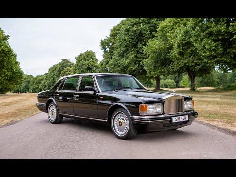 1998 Rolls Royce Silver Spur