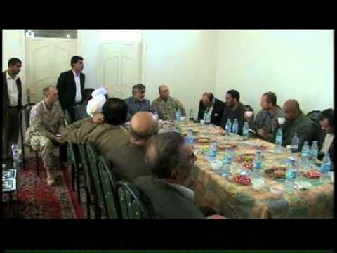 Marines Meet with Nimroz Province Officials