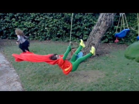BEST of ROPE SWING FAILS - Try NOT TO LAUGH at these FAILS!