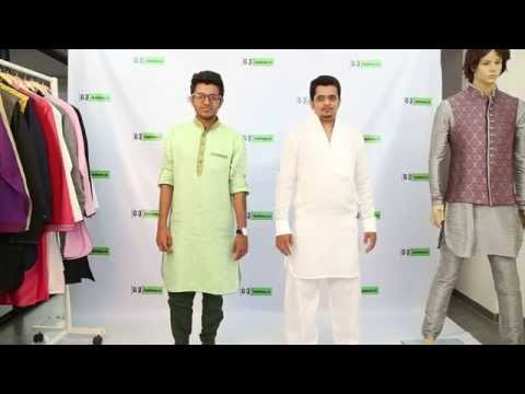 Men's Eid Fashion Trends - Designer Kurta & Pathani Suits