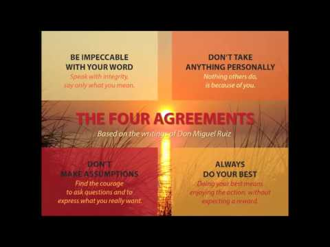 The Four Agreements 2 Youtube