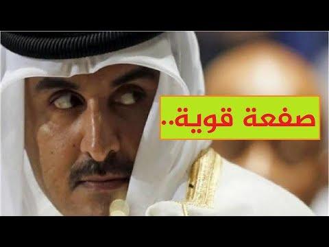 عااجل : الجامعة العربية توجه صفـ ـعة قوية لـ قطر بهذا القرار ... تميم جن جنونه !!!