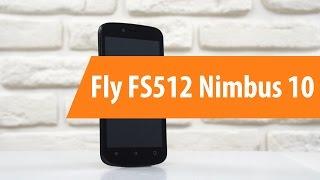 распаковка Fly FS512 NIMBUS 10 / Unboxing Fly FS512 NIMBUS 10
