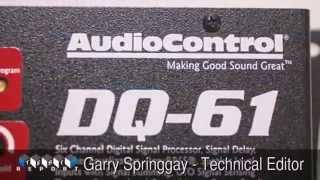 AudioControl DQ61 - Digital Signal Processor