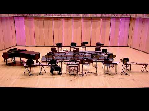 Carleton Chinese Music Ensemble 2017 Fall reason Erhu Solo by Benjamin Lee (Taichi Warrior of Erhu)