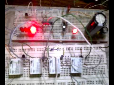 Bipolar Stepper Motor driver using IC L293D.mp4