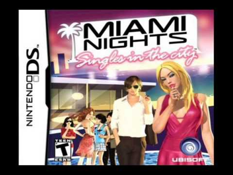 Miami Nights Singles in the City DS OST Soundtrack Music