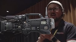 News Cameraman Explains His Camera Rig