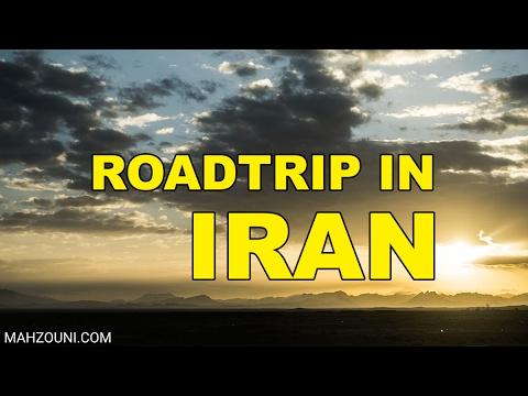 ROADTRIP IN IRAN | KHORRAMABAD - ESFAHAN - TEHRAN 🌄🚗❤