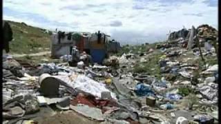 Жизнь на мусорной свалке. Казахстан.mp4