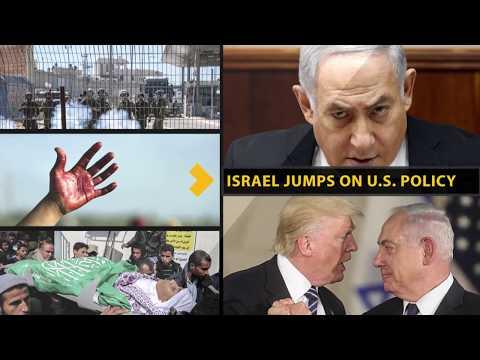 Palestinians Under Pressure