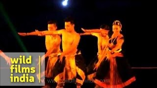 Aswara Dance Company from Malaysia performs in Delhi