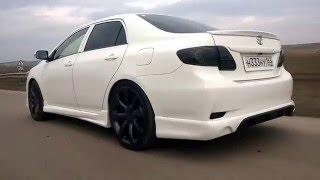 видео Тюнинг для Тойота Королла Аксио