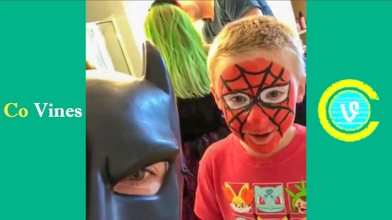 Download Try Not To Laugh Watching BatDad Compilation 2017 (W/Titles) Funny BatDad Videos