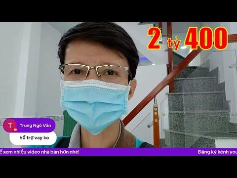 Livestream Bán nhà đường Bà Hom phường 13 Quận 6. Nhà đẹp 1 lầu ở ngay