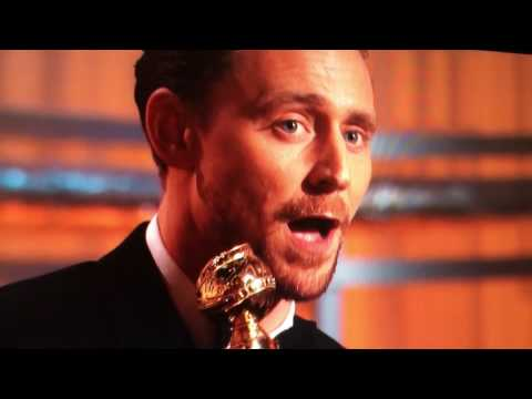 Thumbnail: Tom Hiddleston Golden Globe Acceptance Speech