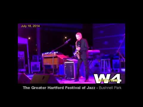 David Sanborn - Hartford Festival of Jazz, Bushnell Park 2014-07-18
