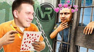 СИМУЛЯТОР ТЮРЬМЫ В ВР! ЛЮБОВНЫЕ ПИСЬМА ОХРАННИКУ - Prison Boss VR #2