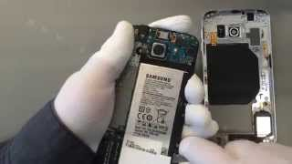 Rozobratie Samsung Galaxy S6 / Disassembly