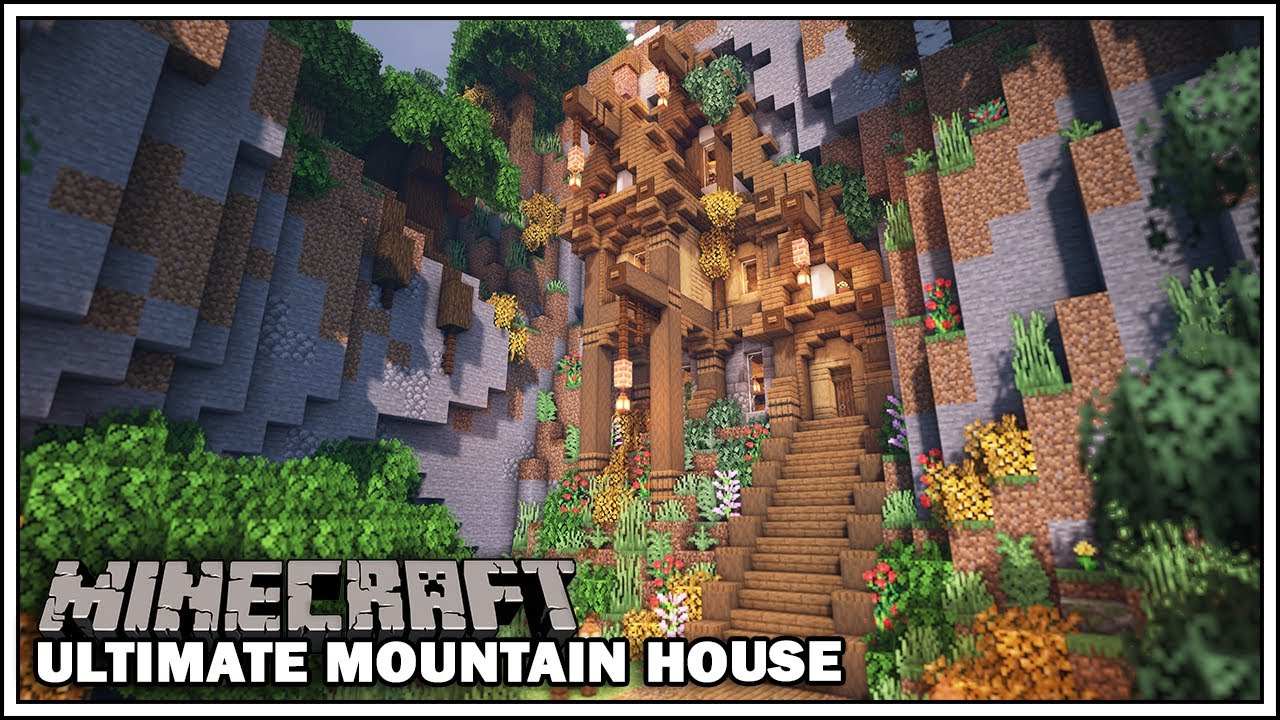 The Ultimate Mountain House Base