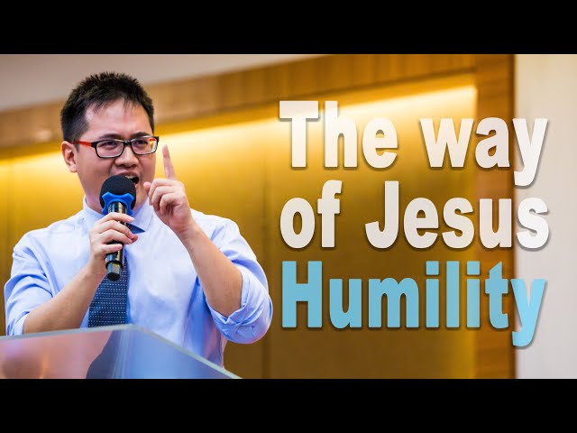 Danny: The way of Jesus - Humility