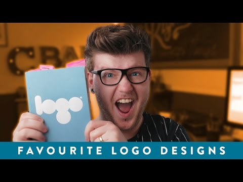 My FAVOURITE Logo Designs 2016