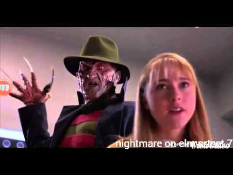 Wes craven new nightmare Julie death
