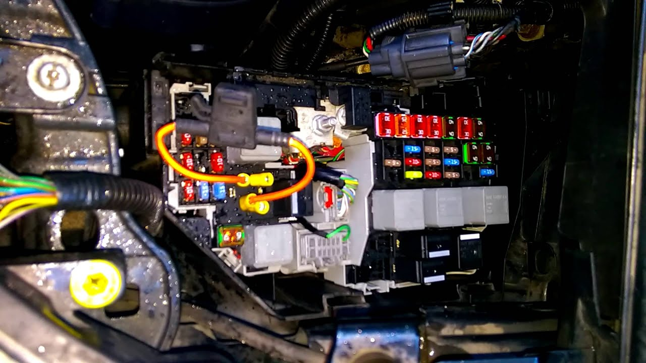 Wegfahrsperre Aktiv Ford Galaxy 2 2 Tdci Imobilajzer Nr2