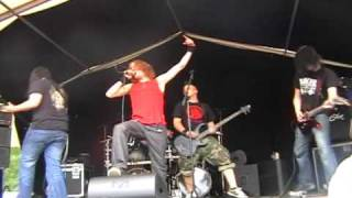 Process:Pain - Planet Of The Future (Live@Nummirock 2009).avi