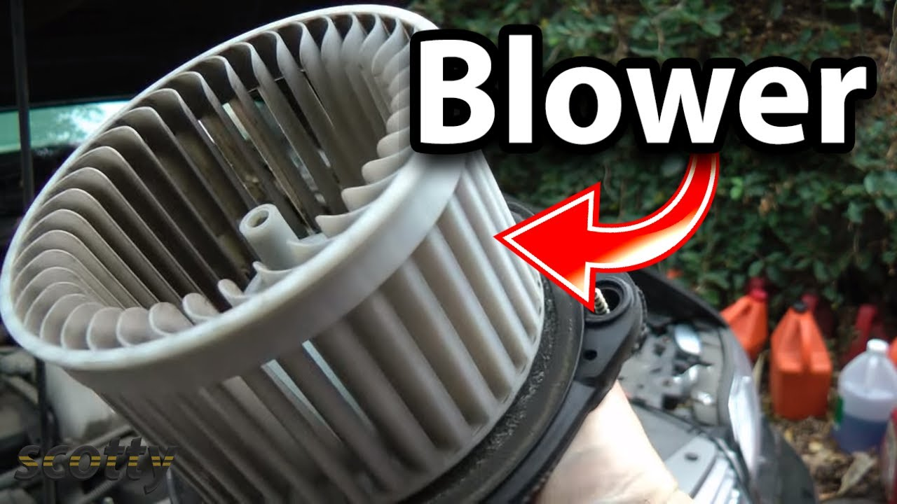 How To Replace A Blower Motor In Your Car Youtube L200 Glow Plug Wiring Diagram