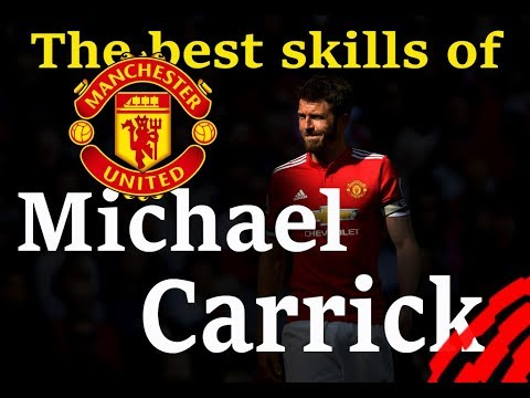 The best skills of Michael Carrick - a real devil of the MU defense!