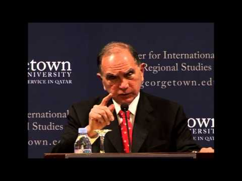 U.S. Policy Toward the Arab and Muslim World | Edward Djerejian