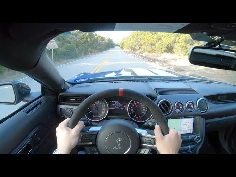 POV Drive - Shelby GT350 Ford Mustang