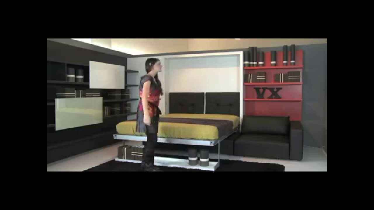 schrankbett living system doovi. Black Bedroom Furniture Sets. Home Design Ideas