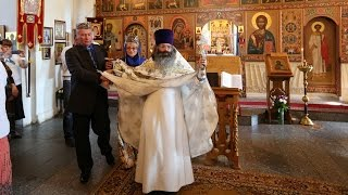 Венчание Владимира и Евгении   HD 1080
