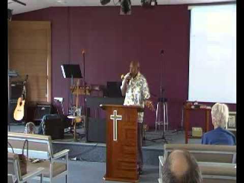 Pastor George from Solomon Islands