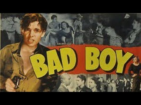 Download Western Movie Classics   BAD BOY   AUDIE MURPHY'S FIRST LEAD ROLE!   Full Western Movie In English