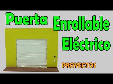 proyectos-|-puerta-eléctrica-enrollable-casera-(muy-fácil-de-hacer)