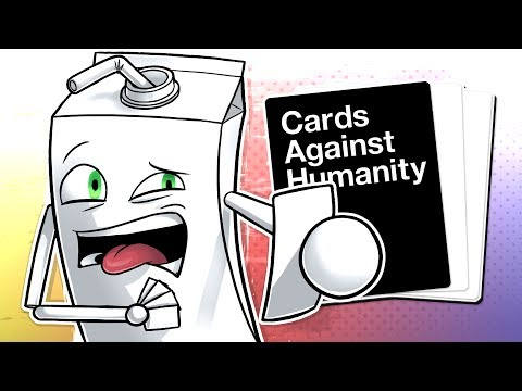 CROSSING THE LINE? - Cards Against Humanity!
