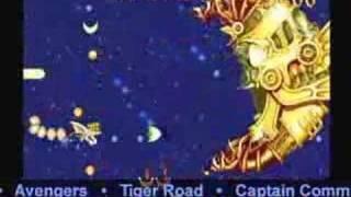 Capcom Classics Collection 2 - Trailer 01 (GC 2006)
