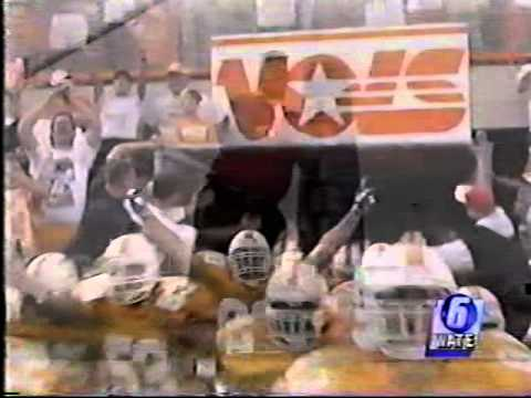 Big Orange Signing Day 1995 (Al Wilson, Fred White, Leonard Little)