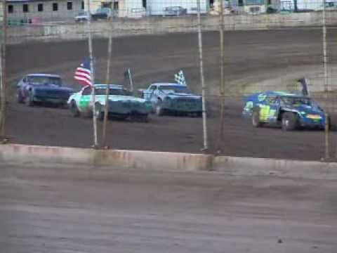 Armstrong-Evans Memorial Classic IMCA Modified 3-20-2010