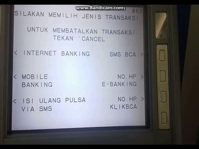 Cara Daftar Internet Banking Bca Youtube