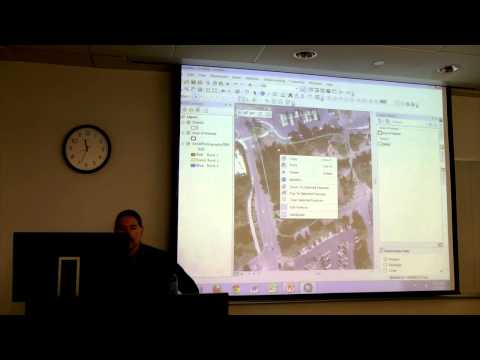 7a-Digitizing Base Map Data - Part One