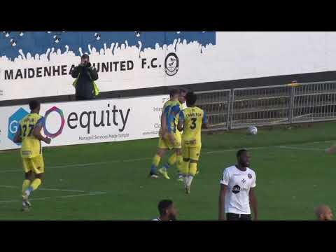 Maidenhead Solihull Goals And Highlights
