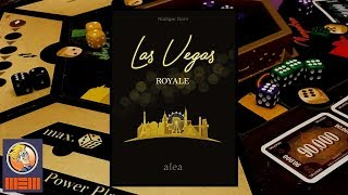 Las Vegas Royale — Fun & Board Games w/ WEM
