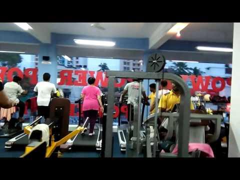 POWER HEALTH CLUB KESAVADASAPURAM TRIVANDRAUM